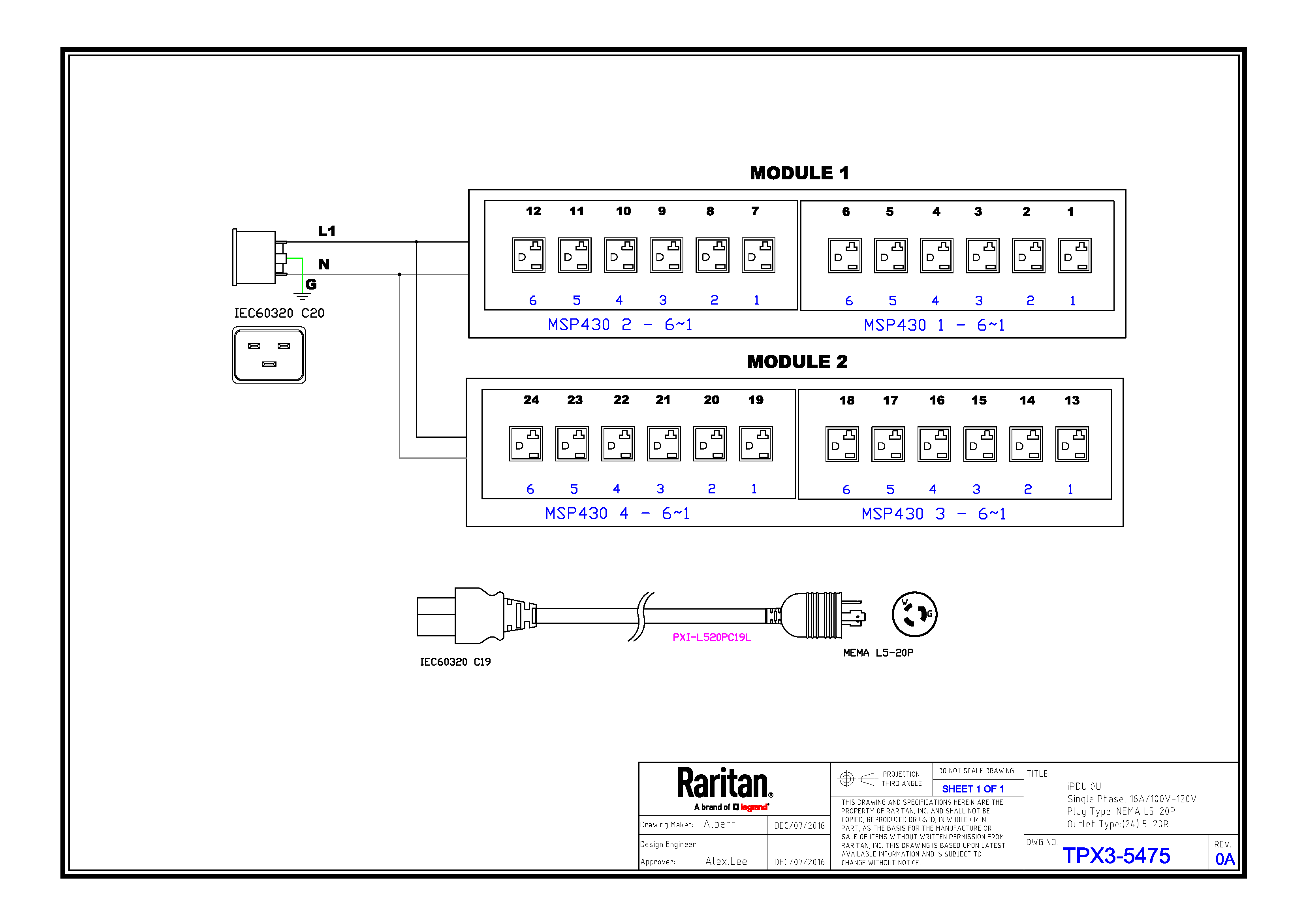 Nema L5 20r Plug Wiring Diagram For 6 20p Electrical One Line